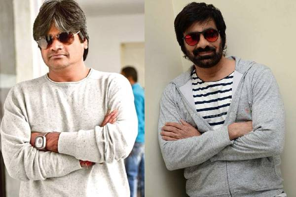 Ravi Teja and Harish Shankar to team up for the third time?