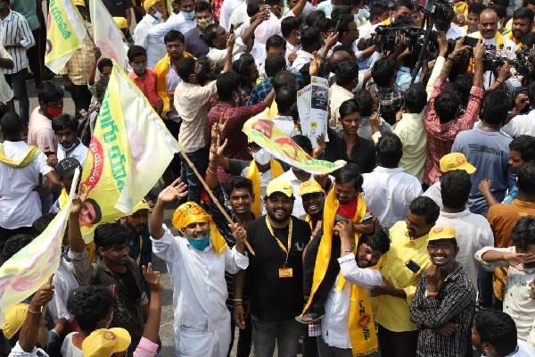 Lokesh kicks off Tirupati byelection campaign