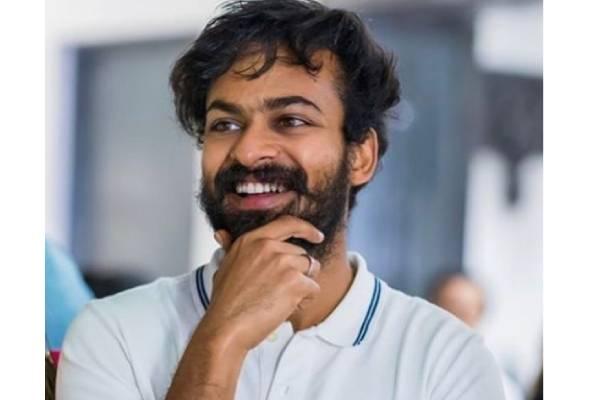Vaishnav Tej ready with his second film