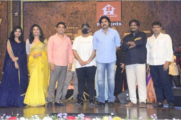 Vakeel Saab Pre-release event Highlights