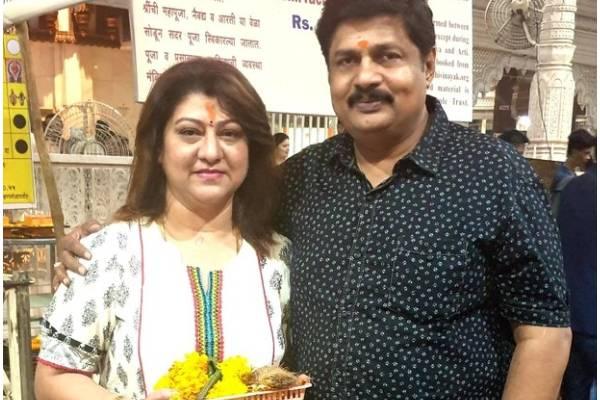 Veteran actress Malashree's husband passed away
