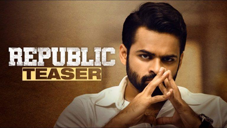 Sai Tej's Republic Teaser: Intriguing Political Drama