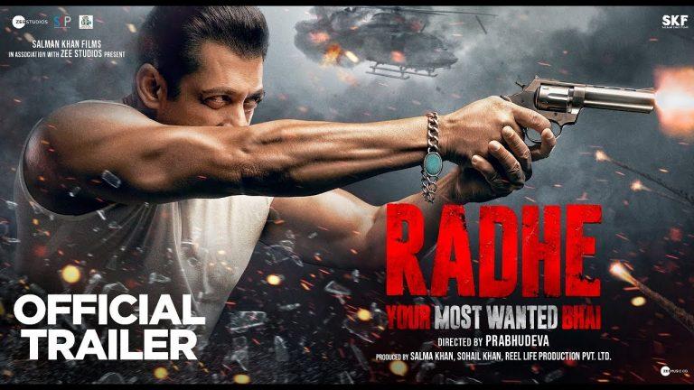 Radhe Trailer: Salman Khan is ruthless as a Cop