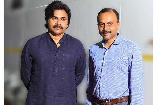 Pawan Kalyan Creative Works and People Media Factory LLP join hands