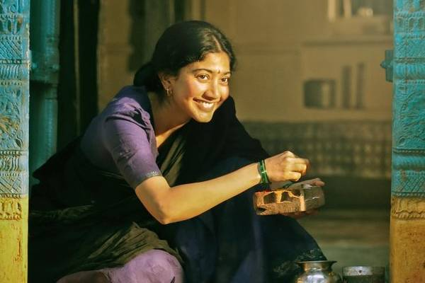 Beaming 'Telugudhanam': Sai Pallavi from Virata Parvam