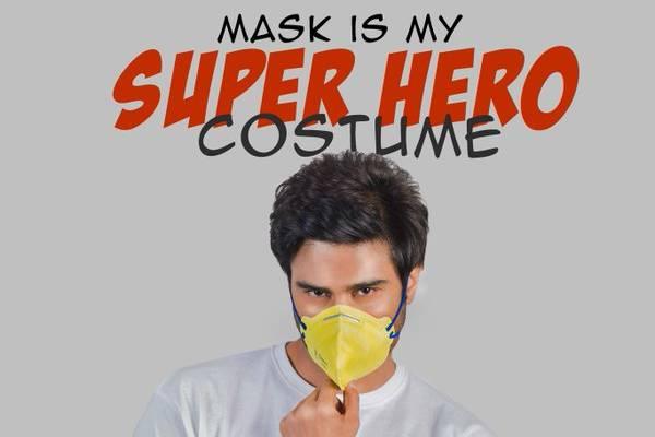 Sudheer Babu: My mask is my superhero costume