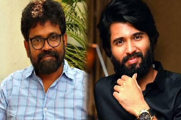 Sukumar and Vijay Devarakonda project is very much on