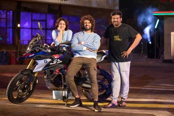 Hollywood team coming for Vijay Devarakonda's Liger