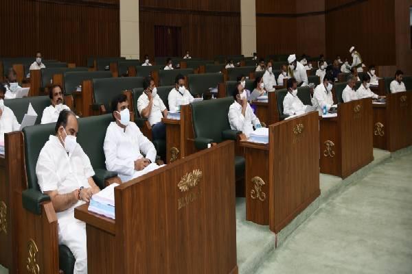 AP Assembly passes resolution against privatisation of VSP