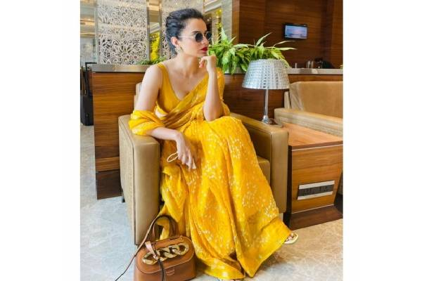 Kangana Ranaut takes up film on Controversial Issue