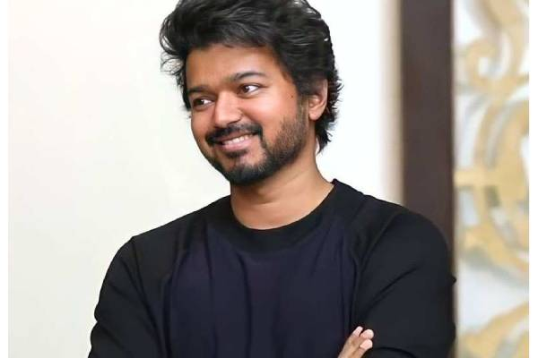Exclusive: Vijay signs a straight Telugu project
