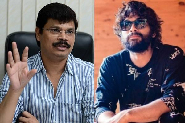 Buzz: Boyapati Srinu in talks with Bunny?