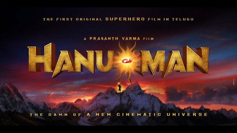 Prasanth Varma's Hanu-Man