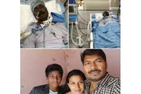 Andhra CM comes to aid of doctor battling Covid, to foot Rs 1.5 cr hospital bill
