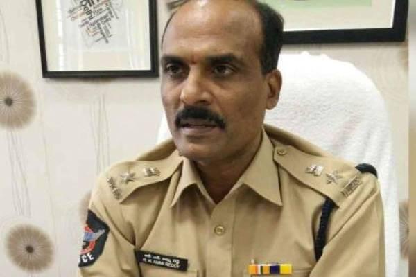 Guntur SP transferred amid rebel Raju controversy