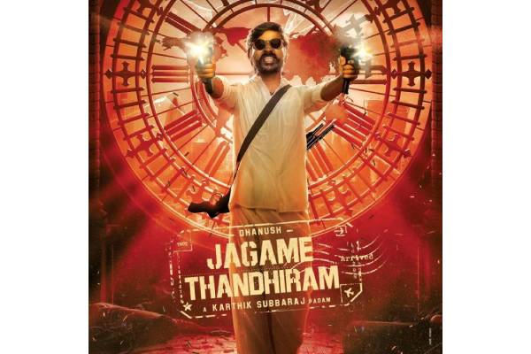 Dhanush's Jagame Thandhiram Review: Half Baked