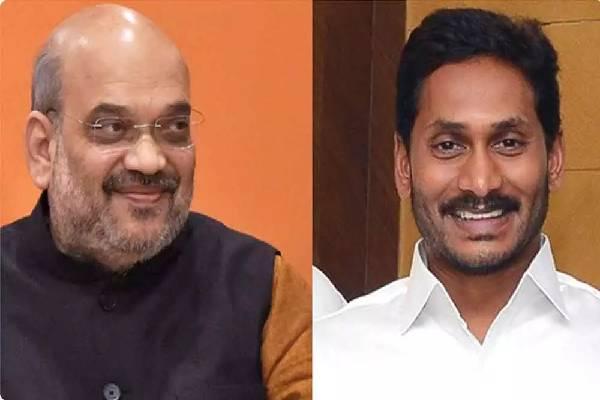 Jagan going to Delhi to meet Shah on Monday?