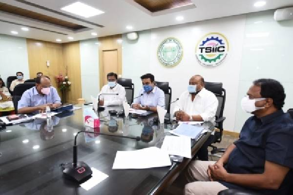 Telangana receives 350 applications for food processing zones
