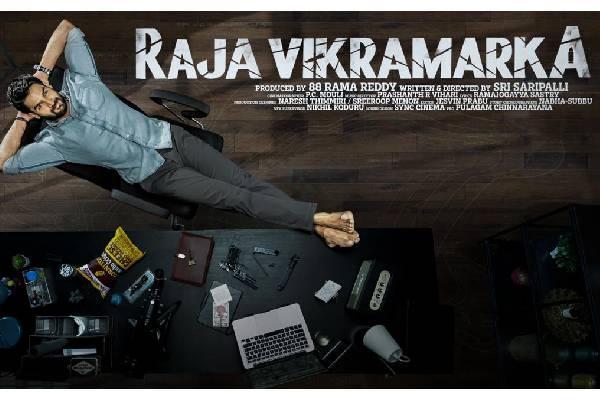 Pic Talk: Kartikeya stuns as NIA officer