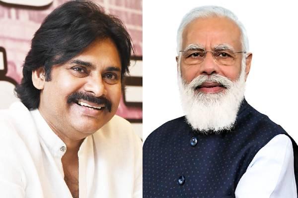 Pawan as Union Minister; Modi's grand plan for AP?