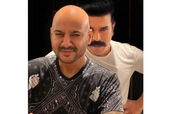 Ram Charan resumes the shoot of RRR