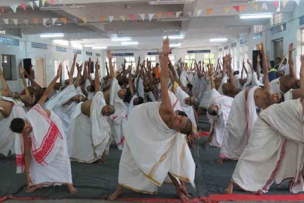 Why are TTD institutions ignoring Yoga?
