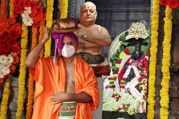 TTD organises first Hanuman Jayanti celebration at Tirumala