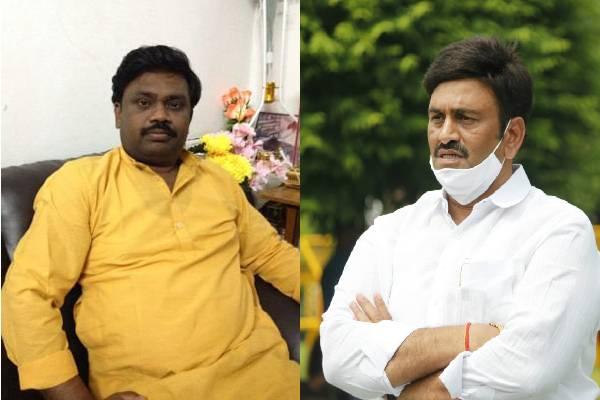 This is the differencebetween Ramakrishna and Raghuramakrishna!!