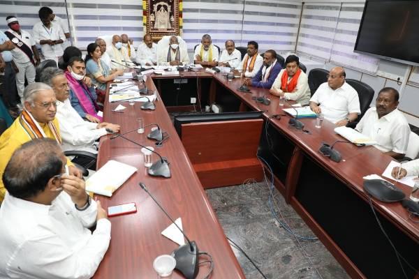 TTD to build temples in Mumbai, Varanasi