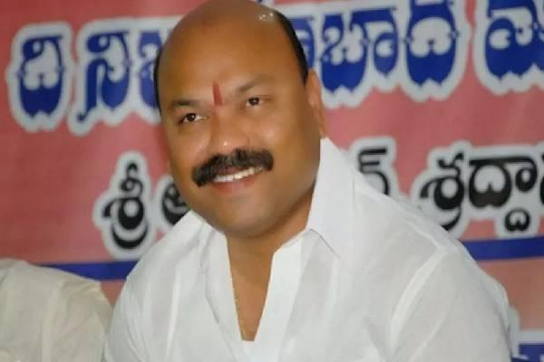 Telangana BJP MP's brother returns to Congress