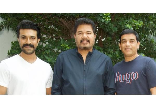 Ram Charan and Shankar film exclusive updates