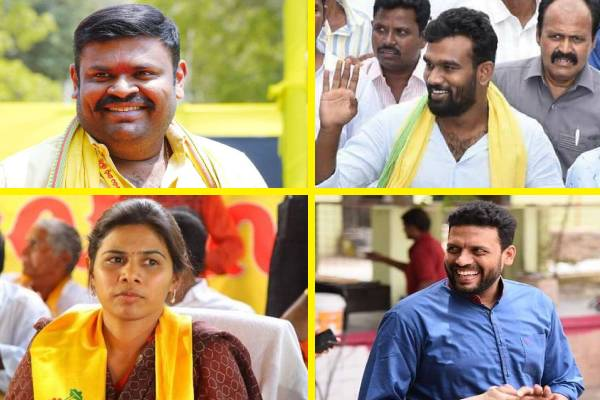 GenNext leaders fail to make a mark in TDP
