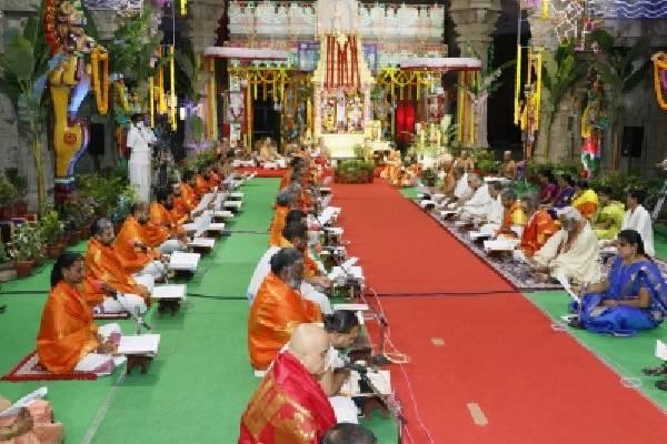 TTD recites Sri Rama Mula Mantram 30 lakh times