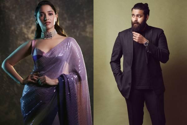 Tamannaah to shake leg with Varun Tej?