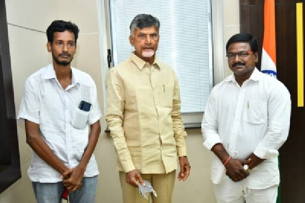 'Chandrababu calling for coalition of registered parties'