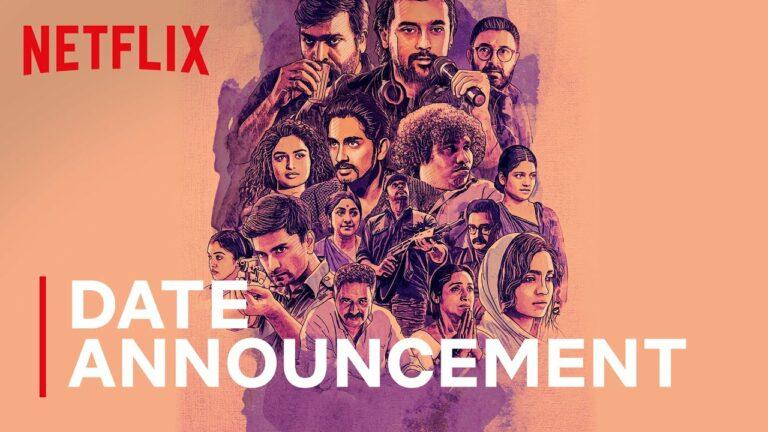 Netflix to put film lovers on cloud nine with Navarasa