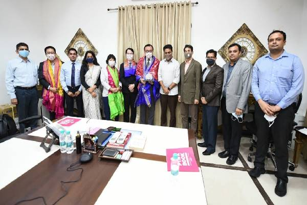 Telangana moots Taiwan-specific industrial cluster