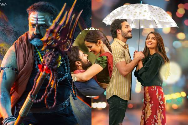 Rs 175 Cr Dasara bet in Tollywood