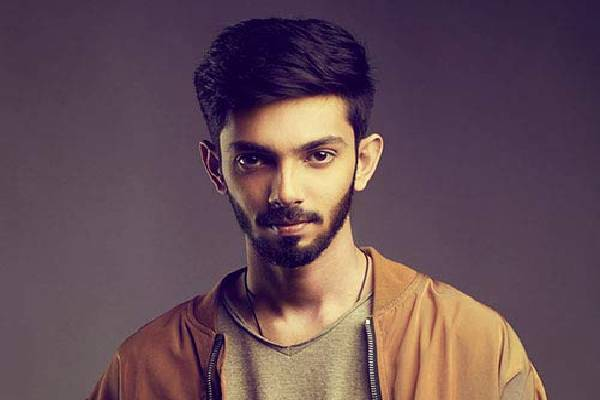 Anirudh starts working for NTR's Next