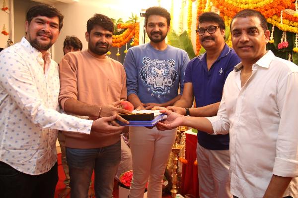 Ganesh Bellamkonda's Next With Naandhi Producer