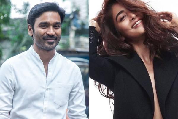 Pooja Hegde to romance Dhanush?