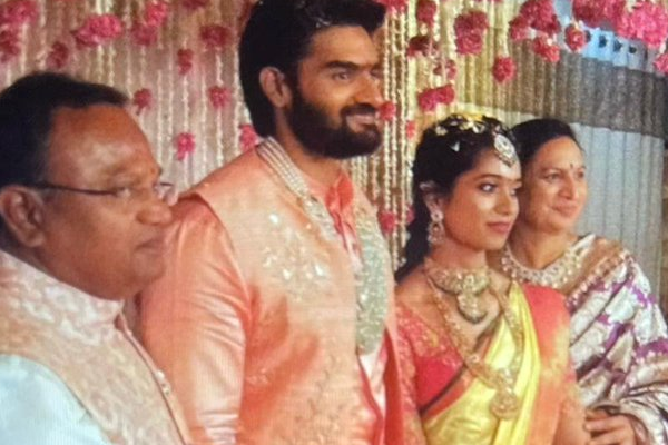 Young Tollywood actor Engaged