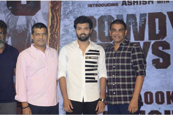 Rowdy boys first look launch event