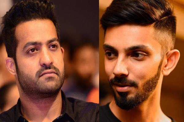Anirudh locked for NTR's Next
