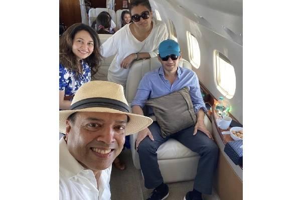Mahesh Babu off to Goa