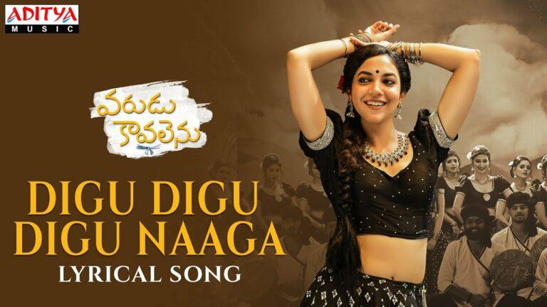 Dhigu Dhigu Naaga From Varudu Kavalenu: Energetic Folk Song
