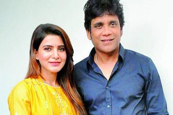 Samantha's special wishes for Nagarjuna