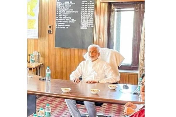 """Why Vijayasai skipped YSRCP's """"Janaagraha Deeksha""""?"""