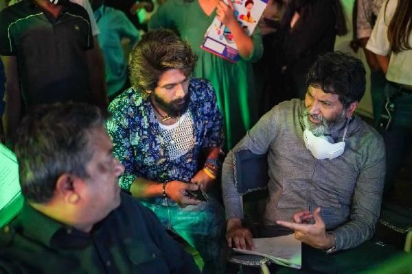 Allu Arjun And Trivikram Join Hands Again