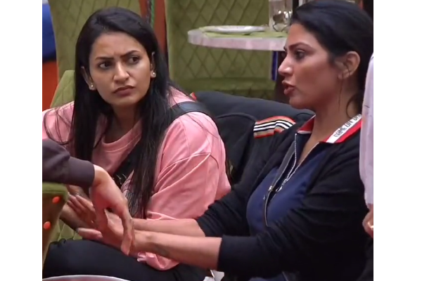 Big boss 5: Fightings and outbursts on day 3
